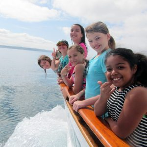 Floating Classroom Boat Trip