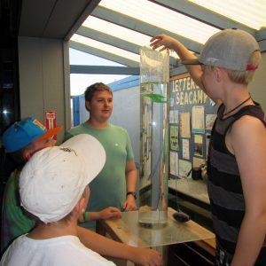 SEACAMP Plankton Lab